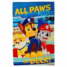All Paw's on Deck! | Decke Fleece | 100 x 140 cm | Paw Patrol | Kuscheldecke