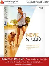 Magix VEGAS Movie Studio 14 - UK/ES Version - for Windows
