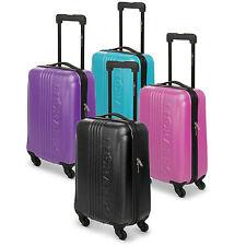 31L Leonardo Koffer Trolley Hardschale Boardcase Reisegepäck Handgepäck Koffer