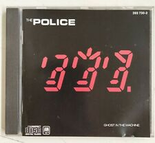 The Police Ghost In The Machine CD Europa        Sting