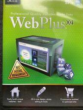 Serif WebPlus X4 Professional WEBSITE MAKER con chiave di prodotto