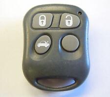 Keyless remote alarm start B23AT67 autopage XT62 Aftermarket opener clicker phob