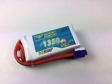 E-Flite Blade Mach 25 FPV Racer 1350mAh 11.1V 3-Cell 65C LiPo Battery BLH8980