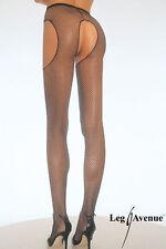 Damen-Socken & -Strümpfe im Netzstrumpfhosen-Stil mit Nylon und Unifarben für Freizeit