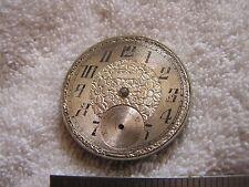Antique Stratford Langendorf Pocket Watch Movement Art Deco 6 Jewels