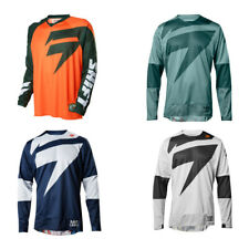 Men's Long Sleeve Off-Road Motorcycle Jersey Moto Racing Quick Dry Bicycle Shirt