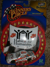 Tony Stewart Winners Circle Habitat for Humanity 2000 Chevy 1:64 w/ hood magnet