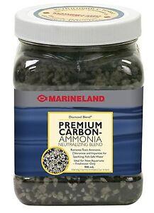 Marineland Diamond Blend Premium Carbon-Ammonia Neutralizing Blend 23oz