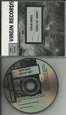 COLIN JAMES Cadillac baby 1TRK PROMO DJ CD single 1993