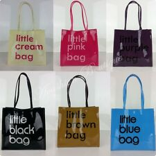 Little Pink Black Cream White Black/Sliver and Union Jack Bag