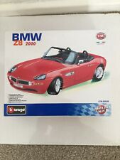 Burago BMW Z8 2000 Metal Kit 1/24 #18-25020