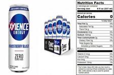 XYIENCE Energy Drink   Frostberry Blast   Sugar Free   Zero Calories  ...