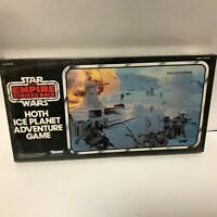 Vintage Star Wars The Empire Strikes Back Hoth Ice Planet Board Game MISB