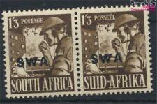 Namibia - Südwestafrika 242-243 waagerechtes Paar postfrisch 1942 Rü (9233723