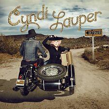 CYNDI LAUPER - DETOUR  CD NEW+