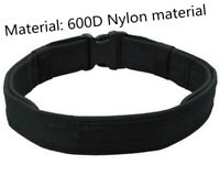 2'' Tactical Combat SWAT Police Security Combat Gear Utility Nylon Security Belt