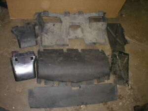1985-92 Camaro Iroc Z-28 TPI Radiator Front cooling shroud Spoiler Air Dam Duct