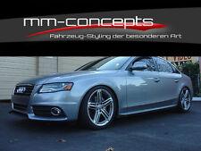 Seitenschweller für Audi A4 S4 8K B8 Leisten Seitenleisten S-Line Schweller Neu