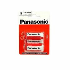 Panasonic R14RZ-2BP Zinc Chloride C Size Battery