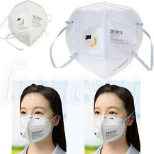 1PC Dust Respirator Folding Protect Mask PM2.5 Ear Head Hang For 9001 9002v 3M