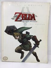 The Legend Of Zelda Twilight Princess Premiere Edition Strategy Guide For Wii