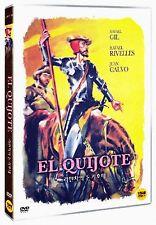 Don Quijote De La Mancha - All Region Compatible Fernando, Alfredo Landa NEW DVD