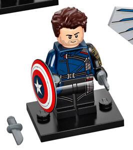Lego Marvel Studios Series Winter Soldier Minifigures 71031