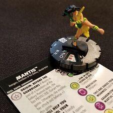 MANTIS - 030 - RARE Figure Heroclix Avengers Infinity Set #30