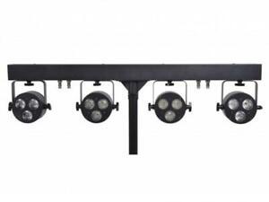 SAGITTER LED KIT + ASTA + CONTROLLER, SET 4 LUCI LED, Spedito GRATIS
