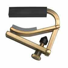 Shubb C5B Standard Brass Capo For Banjo, Mandolin, Bouzoukis