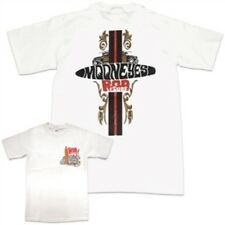 Mooneyes Rod n Surf Men's T Shirt (Medium) Hot Rod Kustom VW Bug Bus Woodie Moon