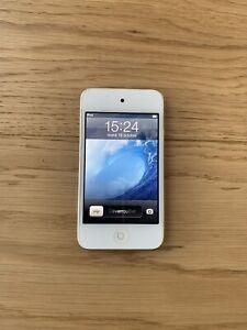 iPod Touch 4ème Génération 16 GO Blanc Très bon état