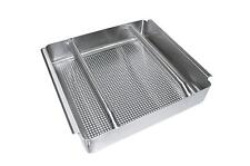 Bk Resources Bk-Prb-5 Commercial Stainless Steel Pre-Rinse Basket w/ Slides