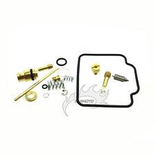 Carby Repair Carburetor Rebuild Kit For 1991-1998 Suzuki LTF4WDX King Quad ATV