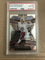 2019 Panini Select 73 Dwayne Haskins Psa 10 Gem Mint Rookie Rc