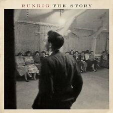 RUNRIG 'THE STORY' CD + 32 Page Booklet (2016)