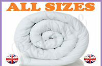 New Summer 2.5 Tog Soft Hollowfibre Anti-Allergenic Quilt Hotel Quality Duvet