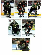 1X DALLAS STARS 2005-06 Fleer Ultra TEAM SET Lots Available NMMT Modano