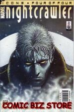 NIGHTCRAWLER #4  (2002) 1ST PRINTING BAGGED & BOARDED MARVEL COMICS