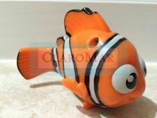 ☀ Disney Pixar FINDING NEMO Clown Fish Figure Bath Toy McDonalds Cake Topper #A