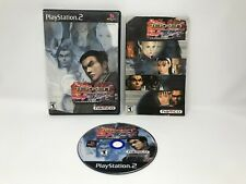 Tekken Tag Tournament - Sony Playstation 2 PS2 - Complete in Box - CIB