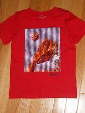 NWT - Nike short sleeved red & blue baseball shirt - 4 boys