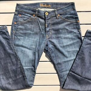 Hudson Wilde MADE IN USA Men's Relaxed Fit Straight Leg Jeans NEW sz 32x34