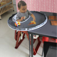 New Baby Dinner Mat Cover Waterproof Oxford cloth Highchair Bumper Pad Place Mat