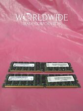 IBM 4523 77P6500 Memory 8192MB (2x 4096MB) 667MHz Stacked RDIMM P6 pSeries