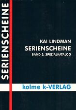 5001: Serial licences-Volume 2-Special Catalogue, Kai Lindman