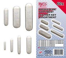 BGS Passfedern-Sortiment 60-tlg