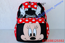 "minnie mouse backpac 16""— 5592"
