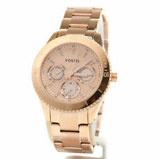 New Fossil Watches ES2859  Rose Gold ES 2859