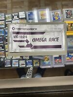Omega Race (Commodore Vic-20 1982)